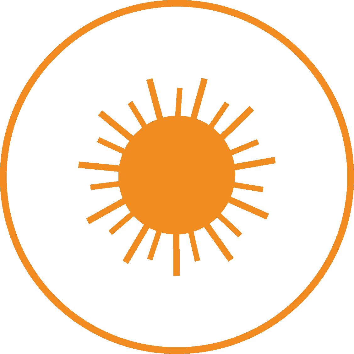 solar heating B
