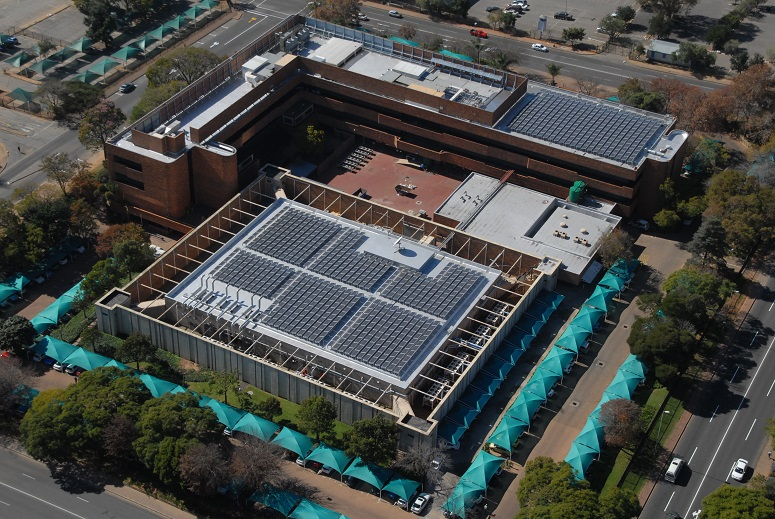 FNB Datacentre -PV airpic